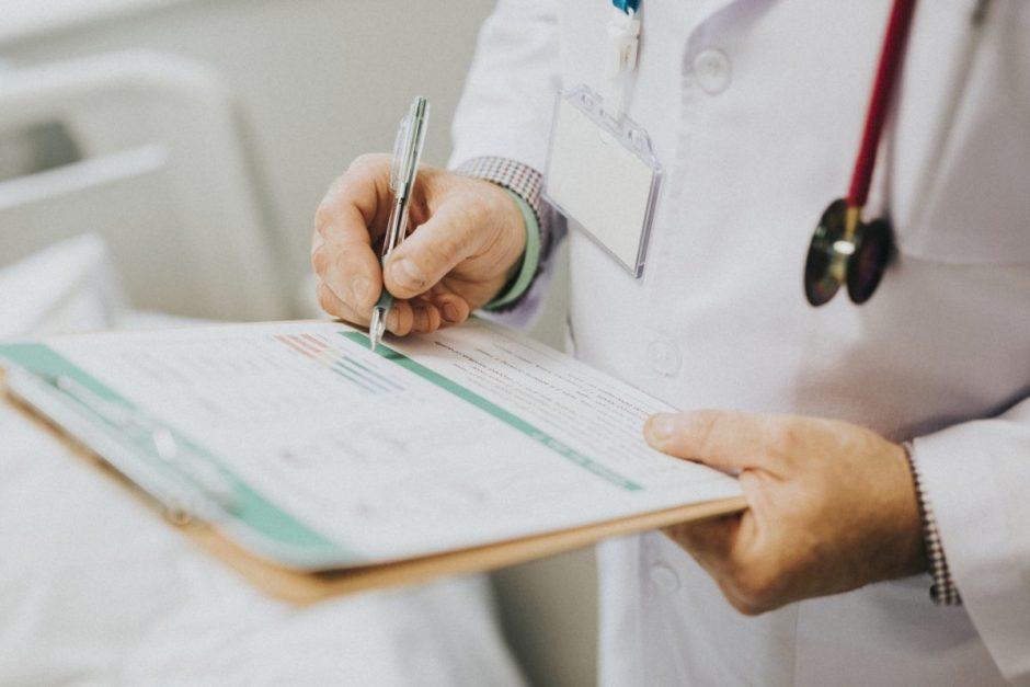 Savivaldybėse toliau atidarinėjamos Karščiavimo klinikos