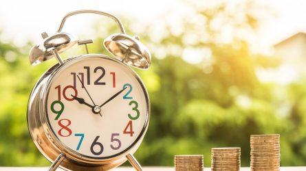 Prailgintas darbo užmokesčio kompensavimo laikotarpis