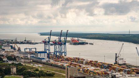 Išrinktas Klaipėdos valstybinio jūrų uosto direkcijos vadovas