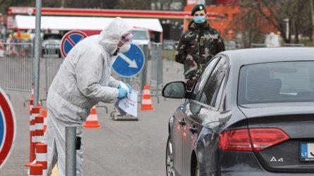 Grįžusieji iš užsienio atlikti tyrimą galės ir mobiliuose punktuose