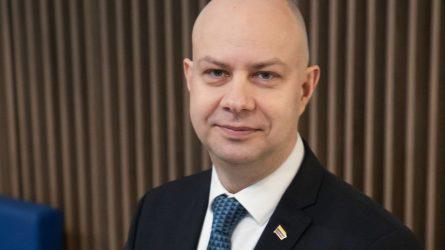 Sveikatos apsaugos ministro kreipimasis į senjorus