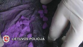 Klaipėdos kriminalistai baigė tyrimą dėl didelės vertės turto prievartavimo (video)