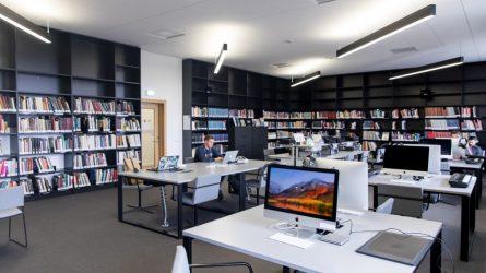 Nauji bibliotekų kompiuteriai – pagalba moksleiviams ir mokytojams per karantiną