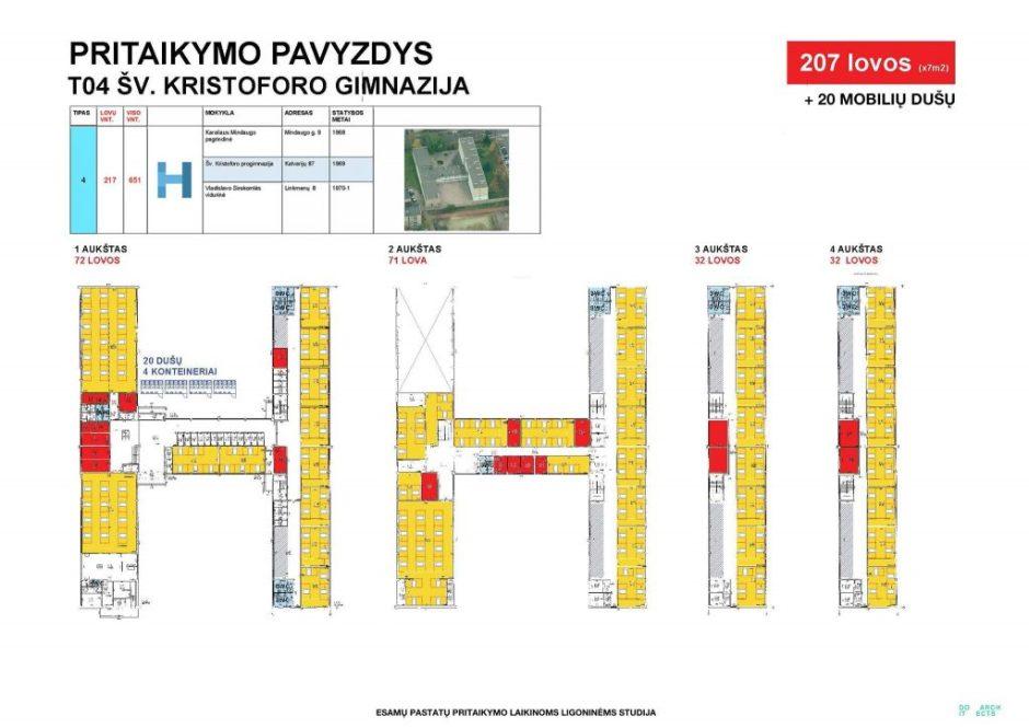 Vilnius ruošiasi visiems scenarijams: suplanavo regionų įtraukimą ir laikinos ligoninės sukūrimą