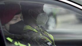 Už policijos pareigūnų patikrą dėl koronaviruso bus atsakingas VRM Medicinos centras