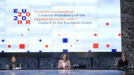 Kultūros ministras M. Kvietkauskas: šiandien Europos solidarumas yra kaip niekada svarbus