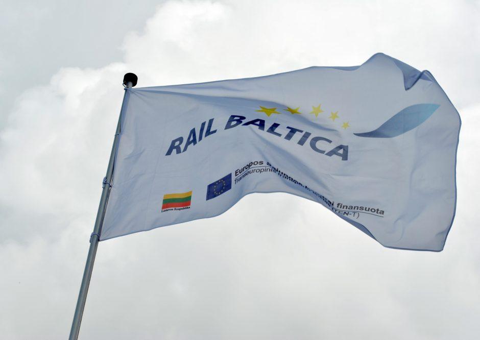 """Rail Baltica"" – Lietuvos įsipareigojimas ne tik sau, bet ir visai Europai"