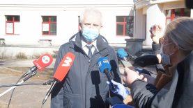 Respublikinėje Šiaulių ligoninėje COVID-19 diagnozė - po mirties