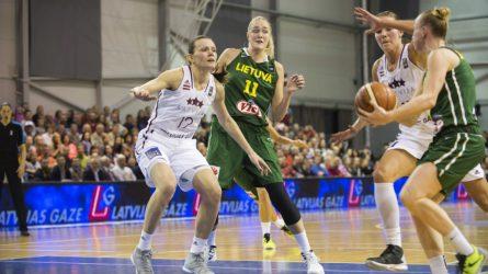 Lietuvos moterų krepšinio krizė: raginama apsišarvuoti kantrybe