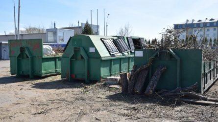 Ilgėja atliekų surinkimo aikštelių darbo laikas