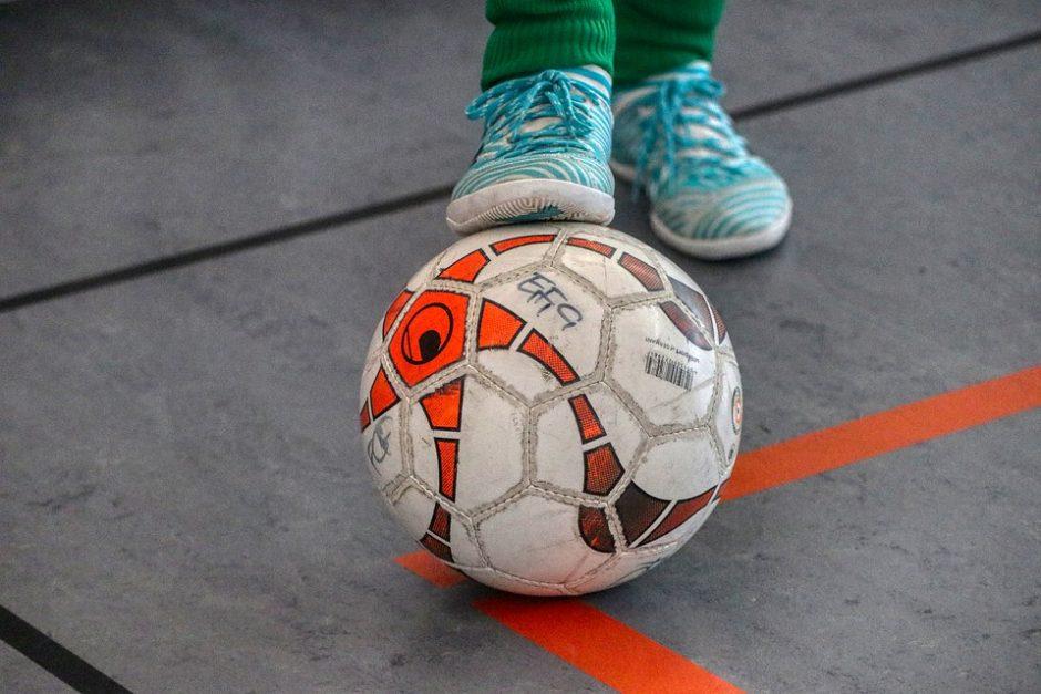 Išrinkti futbolo pirmenybių nugalėtojai!
