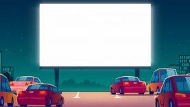 Renginiai sėdint automobiliuose – tik laikantis griežtų reikalavimų