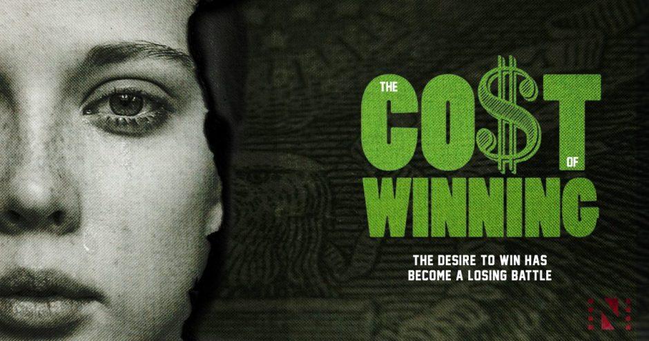 """Sporto kino festivalis kviečia pamatyti dokumentinę juostą """"Pergalės kaina"""""""