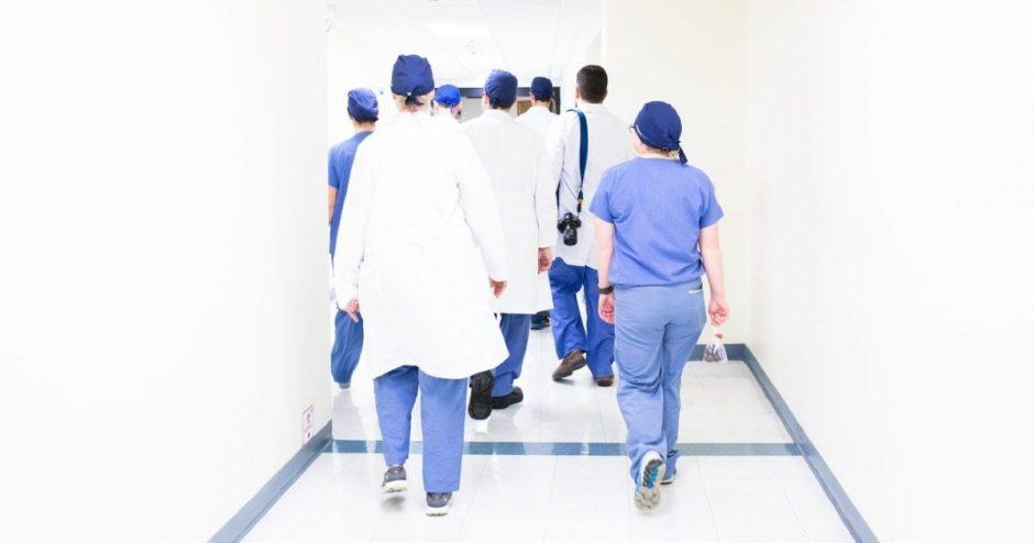 Kasdien profilaktiškai ištiriama po kelis šimtus medikų