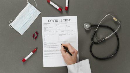 Prevenciškai dėl koronaviruso bus tiriami ir laisvės atėmimo įstaigų darbuotojai