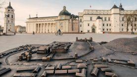 Kviečiam į virtualią ekskursiją po Aukštutinę ir Žemutinę Vilniaus pilis