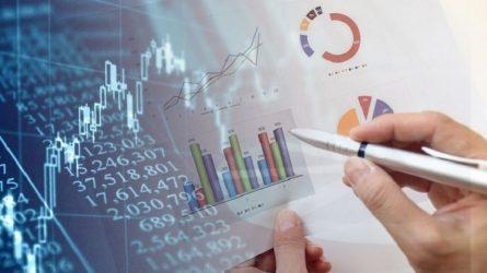 Sausio – kovo mėnesių valstybės ir savivaldybių biudžetų pajamos mažesnės nei planuotos