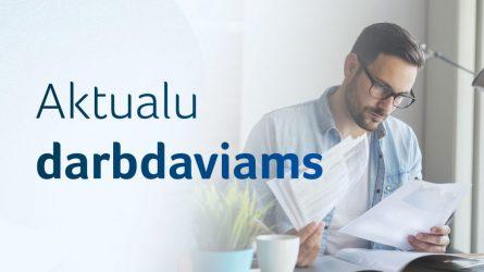 Svarbi žinia subsidijų paprašiusiems darbdaviams: mokesčius ir įmokas galima atidėti ir nuo subsidijos dalies