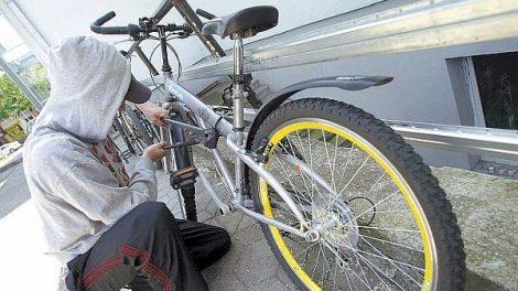 Prekyba vogtais dviračiais tęsėsi neilgai – yla greit išlindo iš maišo