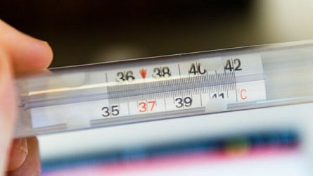 Skuodo rajono gyventojai bus priimami į VšĮ Jūrininkų sveikatos priežiūros centro karščiavimo kliniką