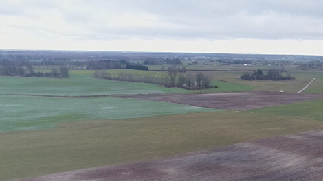 """Susisiekimo ministerija: gyventojai galės laikinai ūkininkauti žemėje, kur drieksis """"Rail Baltica"""""""
