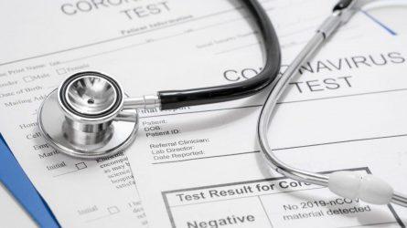 Įstaigos, siūlančios atlikti greituosius testus koronavirusinei infekcijai, tą daro nelegaliai