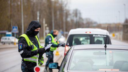 Tamašunienė: su koronavirusu kovojantiems pareigūnams karantino metu didesni atlyginimai