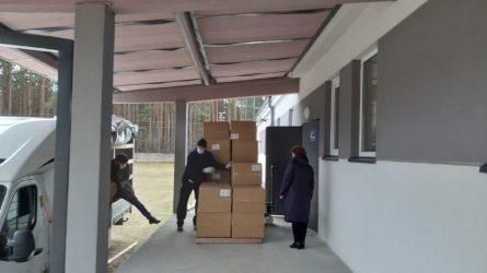 Taivano humanitarinė pagalba – Lietuvos medikams