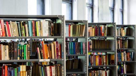 Kauno Vinco Kudirkos viešoji biblioteka mini 95-ąjį gimtadienį ir kviečia jį švęsti virtualiai