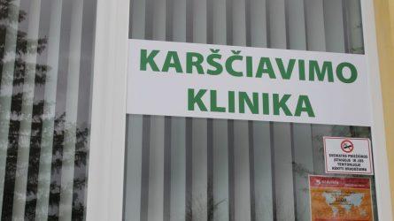 Karščiavimo klinikos veikia jau visoje Lietuvoje