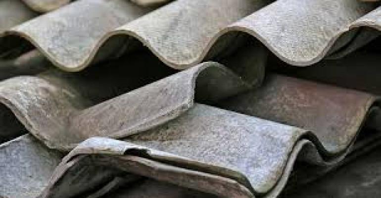 Asbesto turinčios atliekos bus surinktos nemokamai