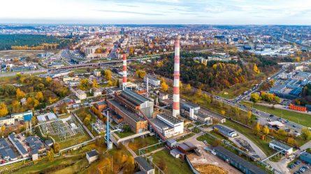 Vilnius baigia šildymo sezoną