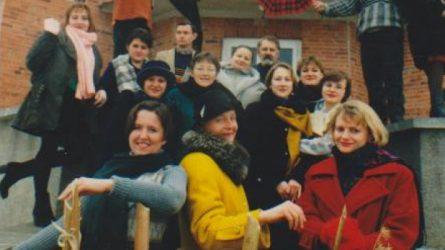 Jurgio Kunčino viešosios bibliotekos kolektyvas: kaip mes pasikeitėme...