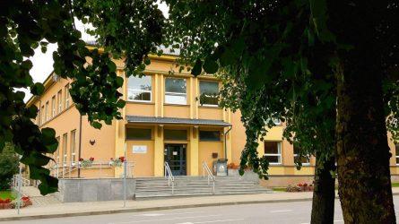 Informacija apie bibliotekos veiklos atnaujinimą