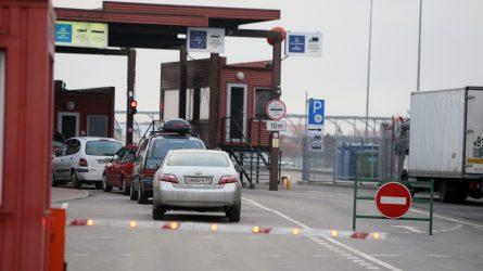 Tamašunienė: sienų kontrolė pratęsta iki gegužės 14 d.