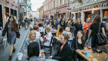 Vilnius siūlo pagalbos paketą restoranams ir kavinėms: dovanoja miesto erdves ir kviečia įsigyti talonų