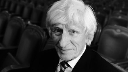 Kultūros ministras reiškia užuojautą dėl kompozitoriaus Vytauto Barkausko netekties