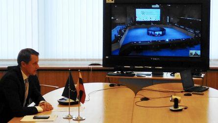 ES šalių ministrai aptarė veiksmus, kaip gelbėti turizmo sektorių