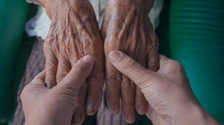 Epidemiologai vertina situaciją Antavilių pensionate