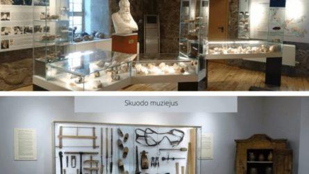 Lankytojų priėmimą atnaujina Skuodo muziejus ir Respublikinis Vaclovo Into akmenų muziejus