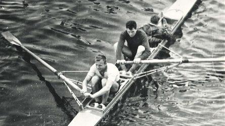 Irkluotojas A. Bagdonavičius: buvome nevertinami, bet iškovojome olimpinį sidabrą
