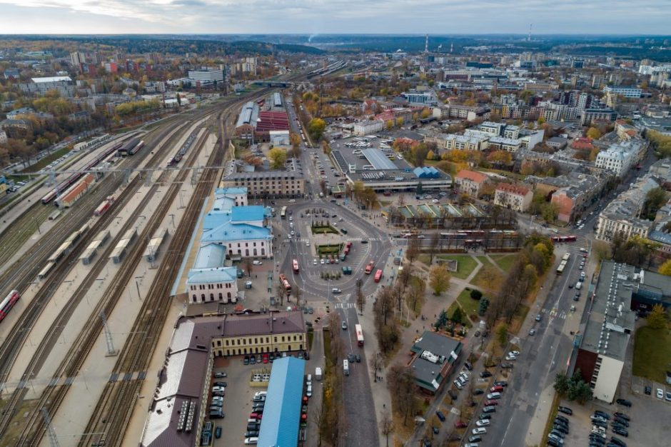 Sprendimams dėl geležinkelio teritorijos pertvarkymo pagrįsti – strateginis pasekmių aplinkai vertinimas