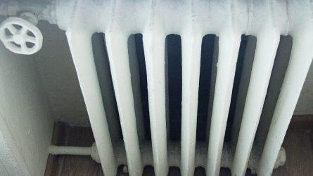Šiauliuose baigiamas šildymo sezonas