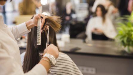 Paskelbtos rekomendacijos, kaip saugiai vykdyti veiklą grožio salonuose