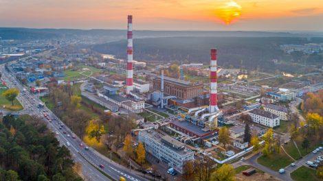 Po rekordinių metų Vilniaus šilumos tinklai dividendus skirs investicijų programai