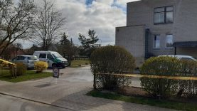 Kartenos slaugos ligoninėje skubiai lokalizuojamas koronaviruso židinys