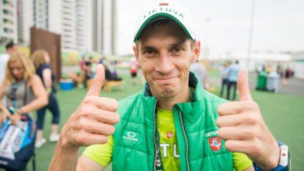 Be startų likusiems Lietuvos maratonininkams motyvaciją kelia pavyzdingi mėgėjai