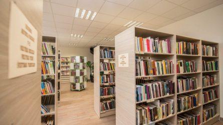 Kauno Vinco Kudirkos viešojoje bibliotekoje atnaujinamas skaitytojų aptarnavimas
