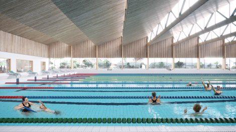 Panevėžys investuos į naują baseiną
