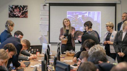 Sugrįžkite mokyti: Vilnius stiprina mokytojų bendruomenę